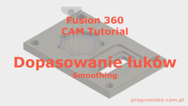 smoothing fusion 360