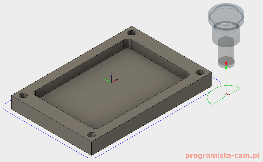 same as lead-in fusion 360