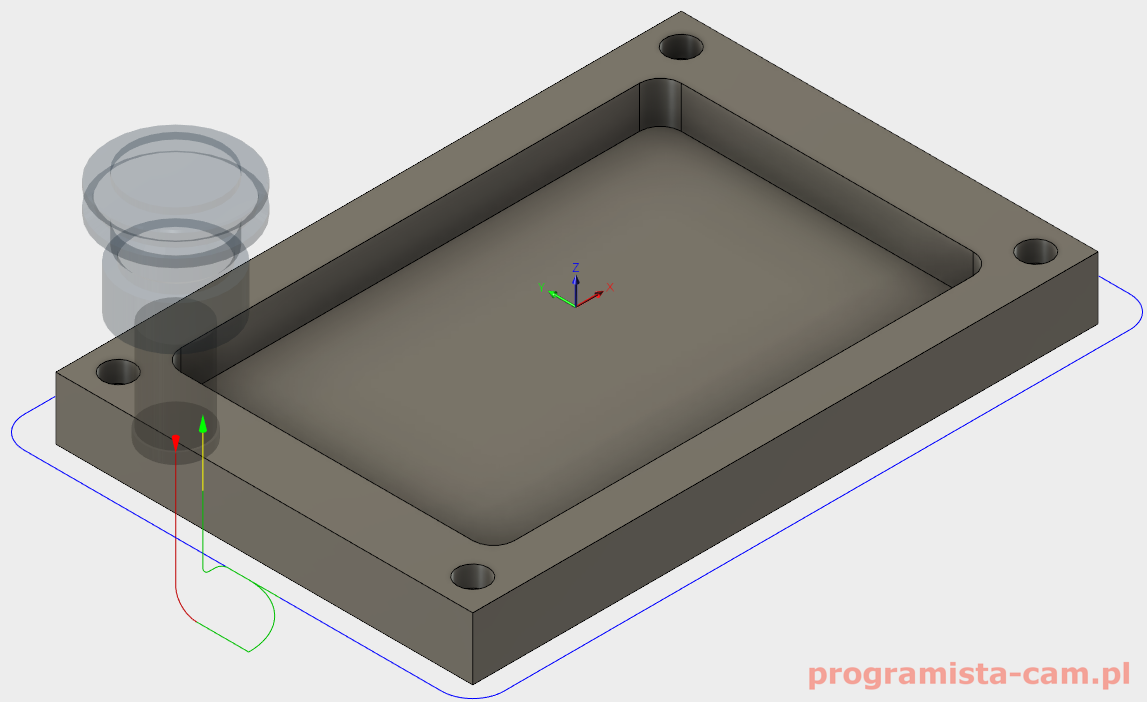 fusion 360 entry position