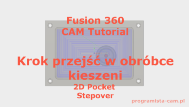 2d pocket maximum stepover