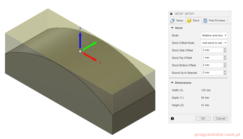 3d adaptive clearing fusion 360