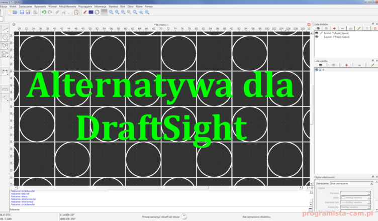 alternatywa draftsight