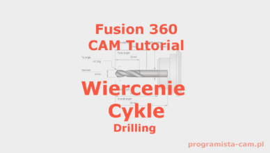fusion 360 drilling cycles